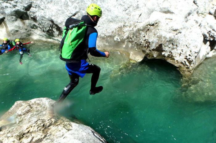 Le Canyoning en Corse