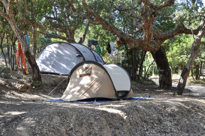 Camping «Le Damier» à Pianottoli Caldarello